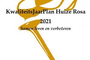 Kwaliteitsjaarplan 2021