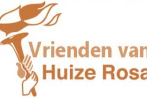 Logo Vrienden van Huize Rosa