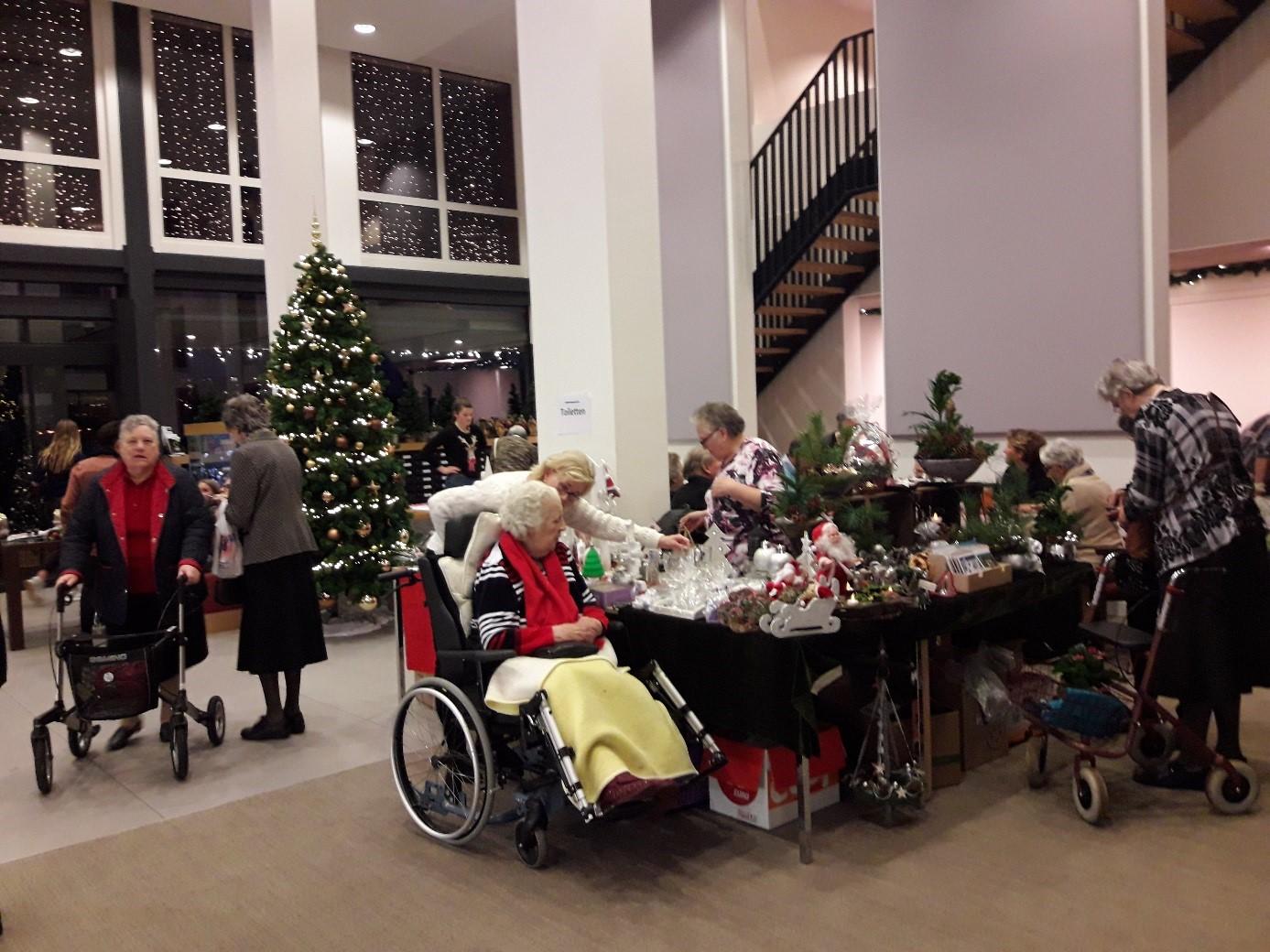 Kraamhouders Gezocht Voor De Kerstmarkt Nieuws Zorgcentrum Huize